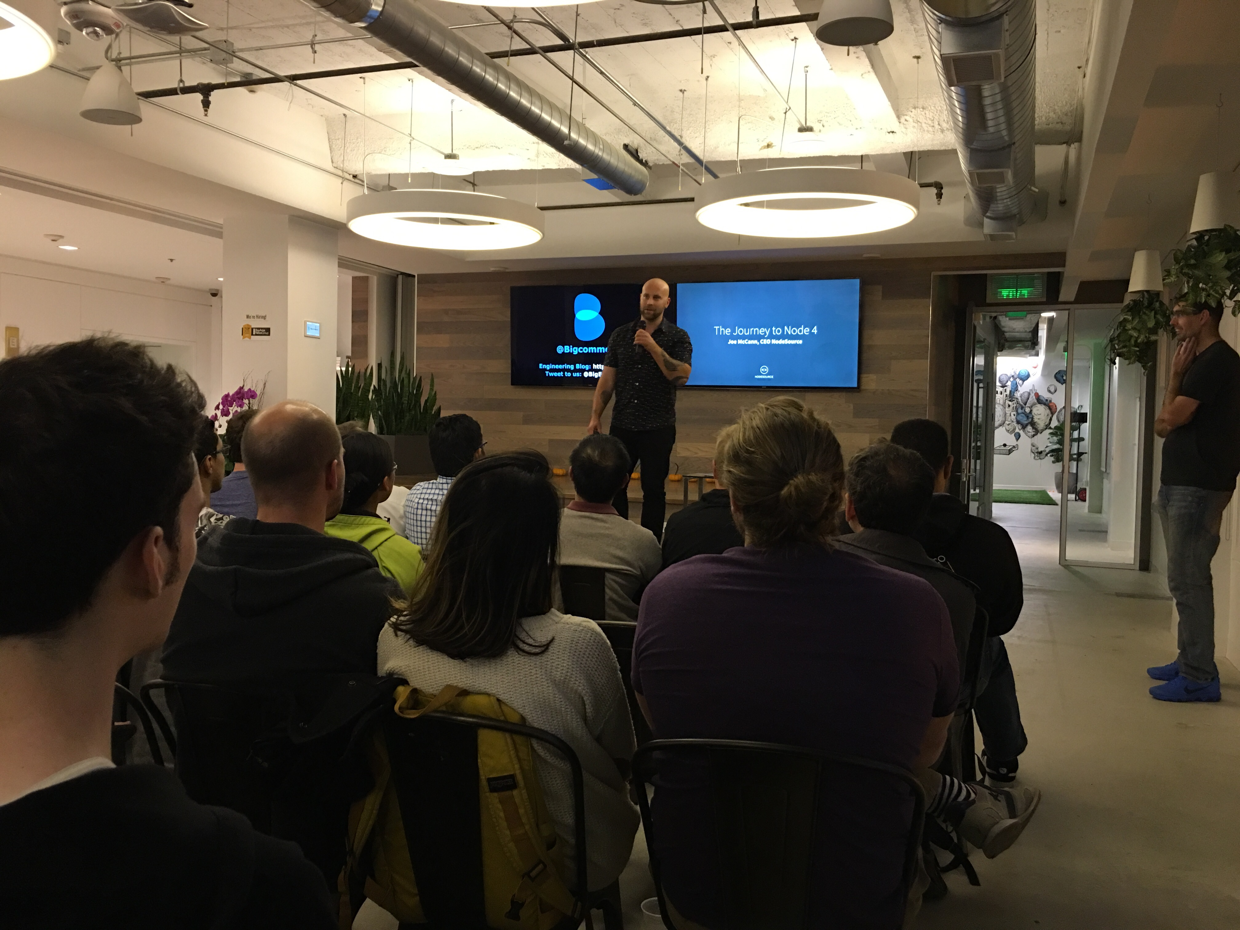 SFNode Bigcommerce Joe McCann