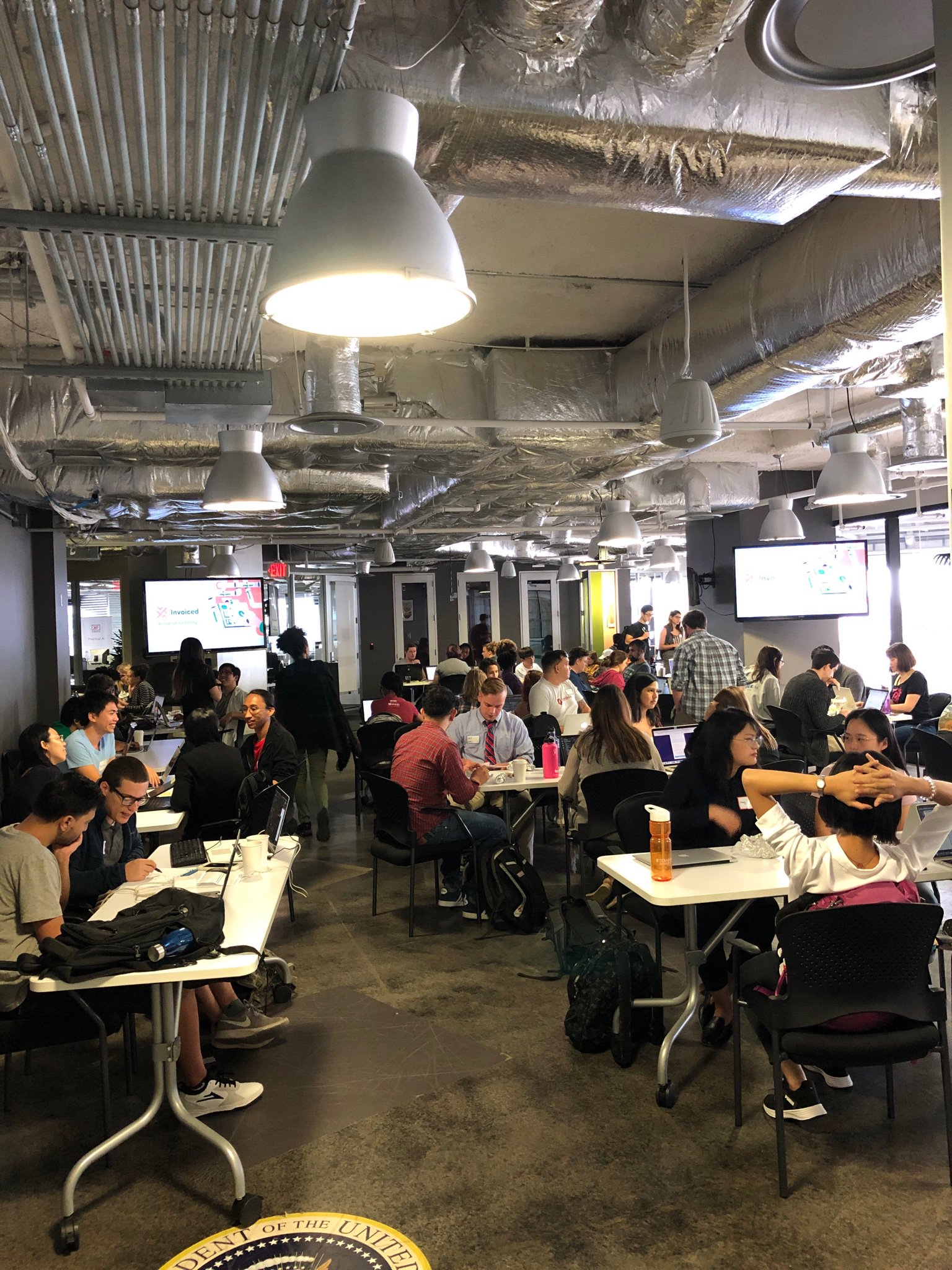 A Hackathon, a Hacker, and a Mentor